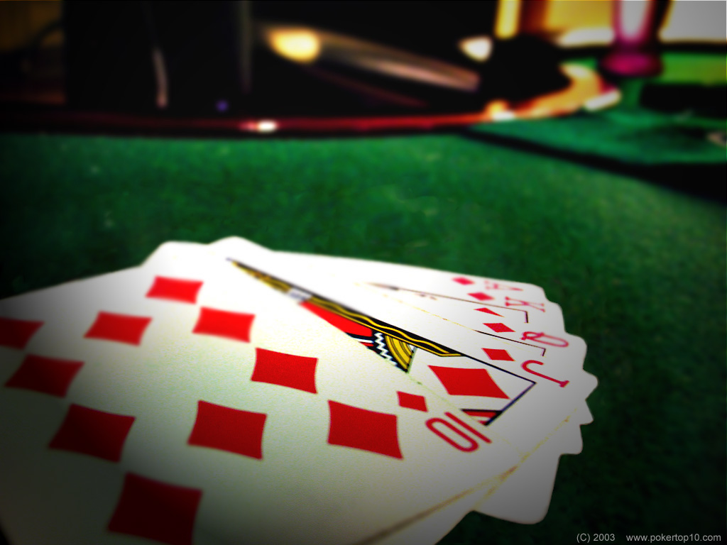 How To Play Texas Hold 'em Poker – Table Games Made Easy