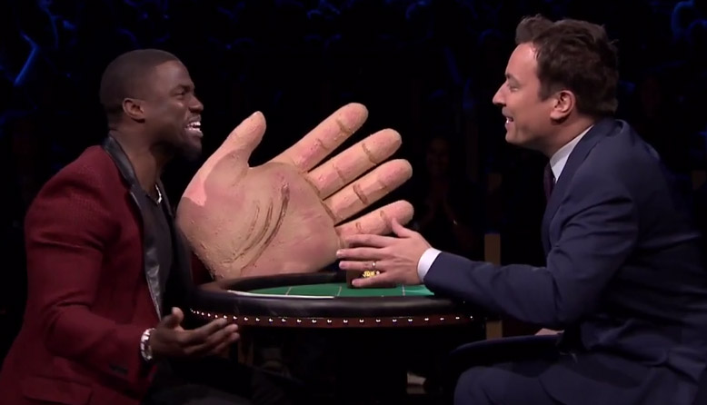 Slapjack with Kevin Hart and Jimmy Fallon