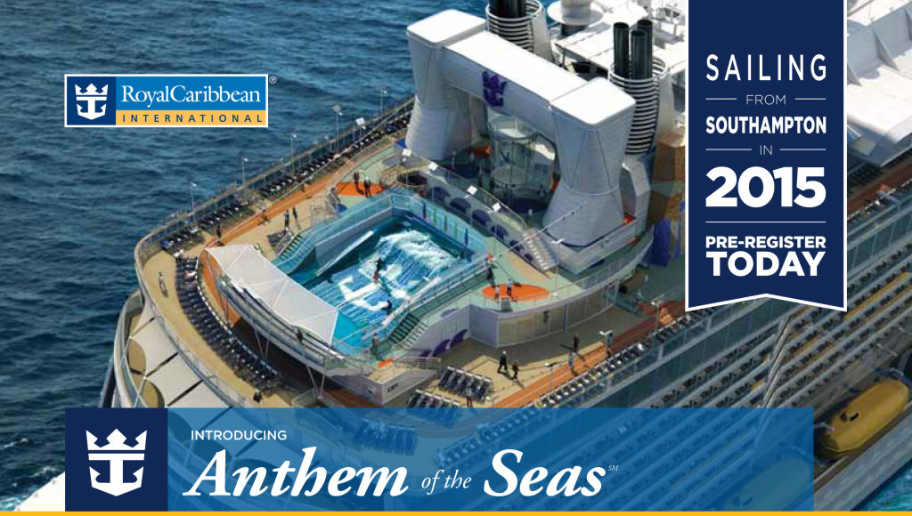 Royal Caribbean Anthem Of The Seas Update Players Club Tours